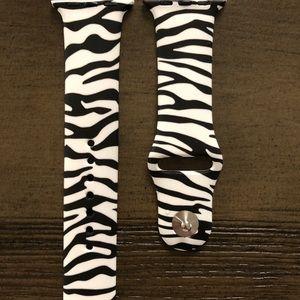 BUNDLE - Zebra Watch Bands (2)